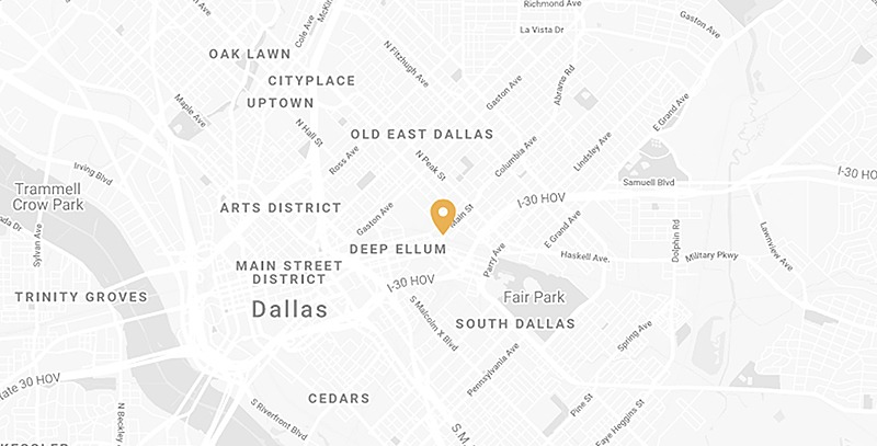 Hammers + Partners Location
